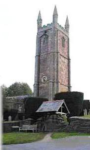 The Parish Church of St Mary, Lifton